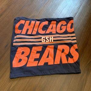 Chicago bears tube top